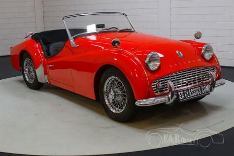Triumph TR3B a vendre