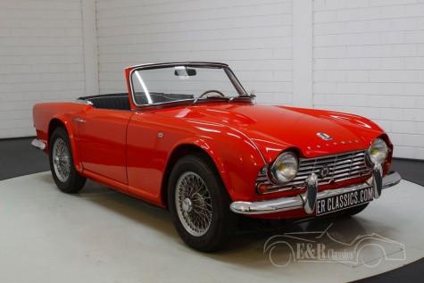 Triumph TR4 a vendre