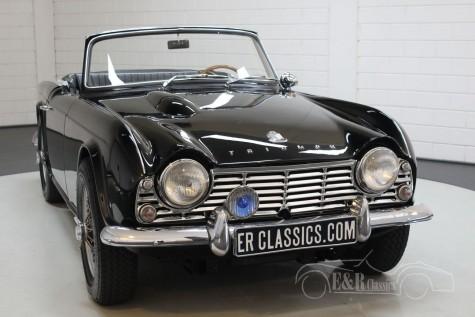 Triumph TR4 Overdrive 1963  a vendre