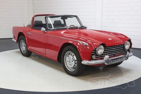Triumph TR4A IRS a vendre