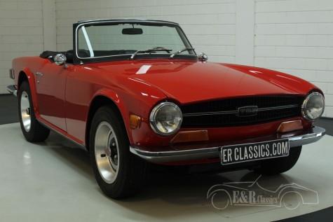 Triumph TR6 1970  a vendre