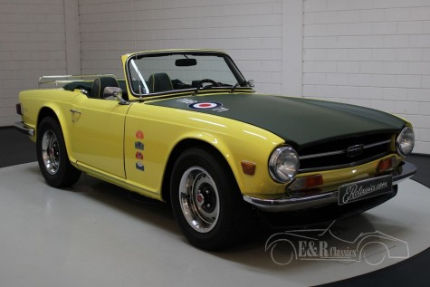 Triumph TR6 1971  a vendre