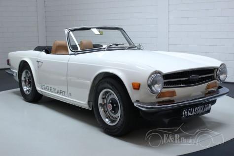 Triumph TR6 1972  a vendre