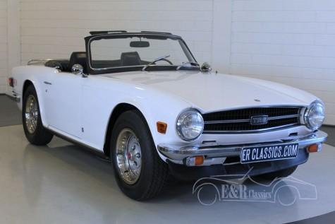 Triumph TR6 1976 Overdrive a vendre
