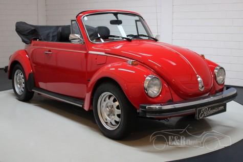 Volkswagen 1303LS cabriolet 1974 a vendre