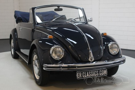 Volkswagen Coccinelle 1302 Cabriolet 1968 a vendre