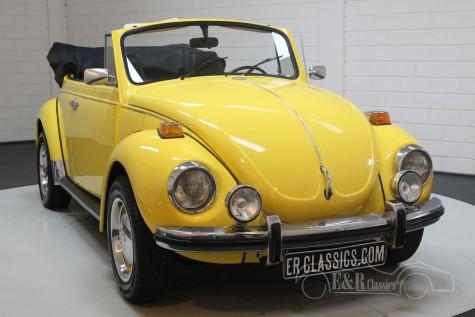 Volkswagen Coccinelle Cabriolet Jaune 1972  a vendre