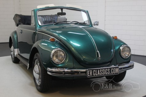Volkswagen Coccinelle Cabriolet 1972 a vendre