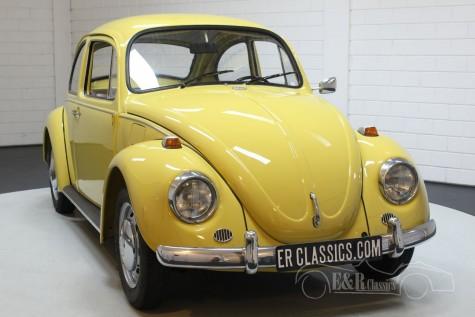 Volkswagen Beetle 1200 1972  a vendre