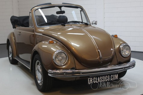 Volkswagen Coccinelle1303 LS Cabriolet 1973  a vendre