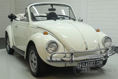 VW Coccinelle cabriolet 1973  a vendre