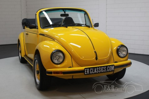 Volkswagen Coccinelle Cabriolet 1303 1974  a vendre