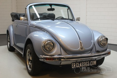 Volkswagen Coccinelle Cabriolet 1974  a vendre