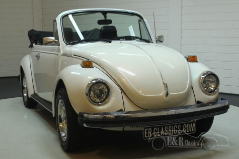 Volkswagen Coccinelle Cabriolet 1975  a vendre
