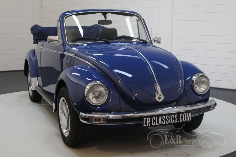 Volkswagen Coccinelle 1303 LS Cabriolet 1976 a vendre