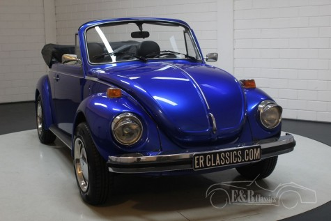 Volkswagen Coccinelle Cabriolet 1977 a vendre