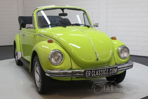 Volkswagen Coccinelle 1303 S Cabriolet 1978 a vendre
