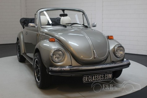 Volkswagen Coccinelle 1303 Cabriolet 1979  a vendre