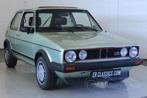 Volkswagen Golf GTI MKI 1981 a vendre