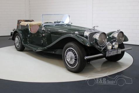 Jaguar SS 100 Replica a vendre