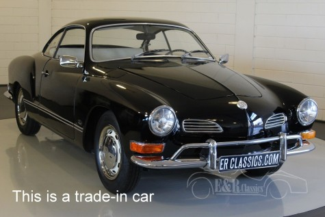 Volkswagen Karmann Ghia 1970 a vendre