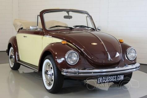 Volkswagen Beetle Cabriolet 1973 a vendre