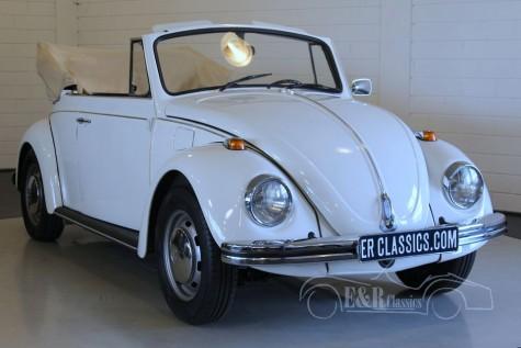 Volkswagen Beetle cabriolet 1500 1968  a vendre