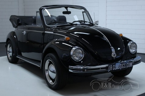 Volkswagen Coccinelle décapotable 1974 a vendre