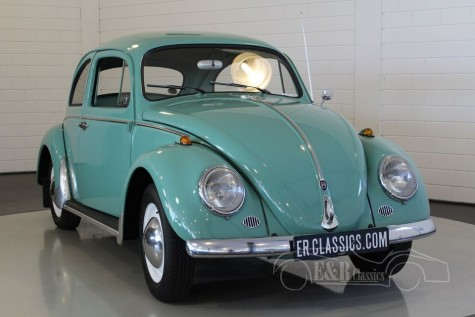 Volkswagen Beetle Coupe 1961  a vendre