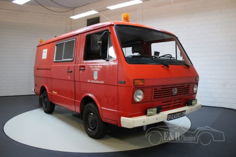 VW LT31 Fire brigade bus a vendre