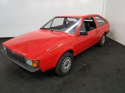 Volkswagen Scirocco 1982  a vendre