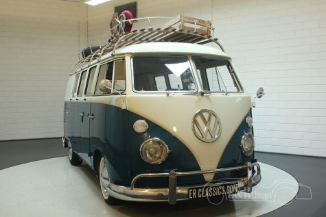 Volkswagen T1 Kombi 1966 a vendre