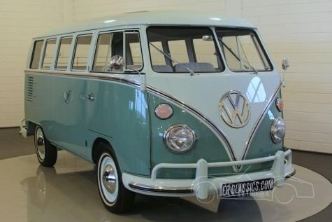 Volkswagen T1 Deluxe 1964  a vendre