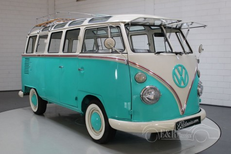 Volkswagen T1 Samba Bus 1971 a vendre