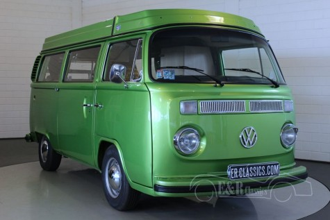 Volkswagen T2B Westfalia 1977 a vendre