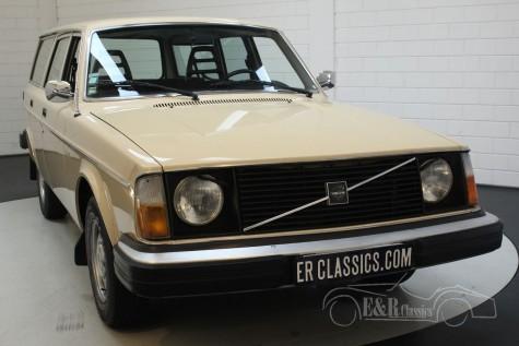 Volvo 245 DL Station 1976  a vendre