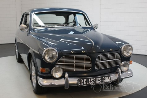 Volvo Amazon B20 2-door 1966 a vendre