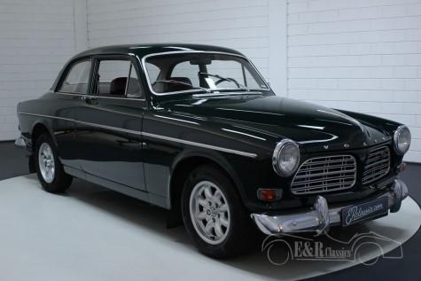 Volvo Amazon overdrive dark green 1968 a vendre