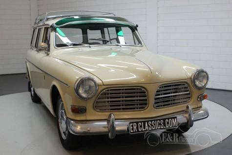Volvo Amazon Kombi 1968  a vendre
