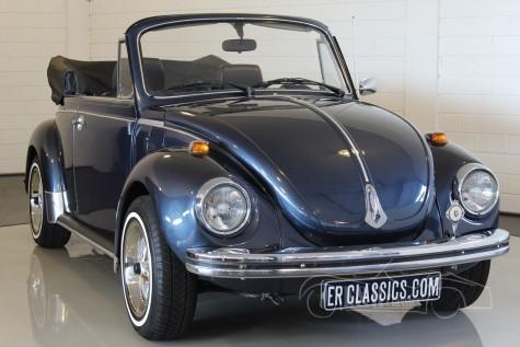 Volkswagen Beetle Cabriolet 1974 a vendre
