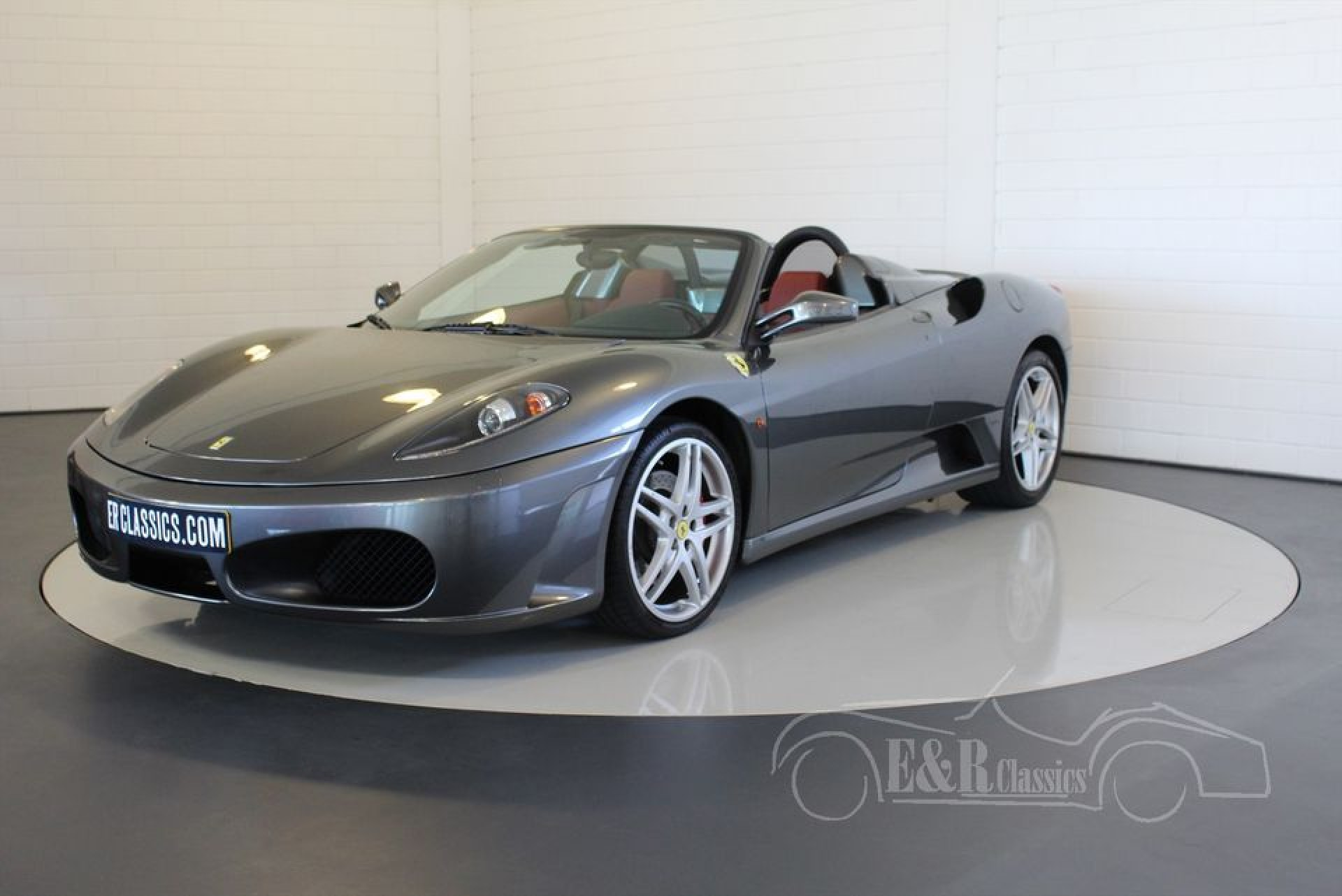 ferrari f430 spider f1 2006 vendre erclassics. Black Bedroom Furniture Sets. Home Design Ideas