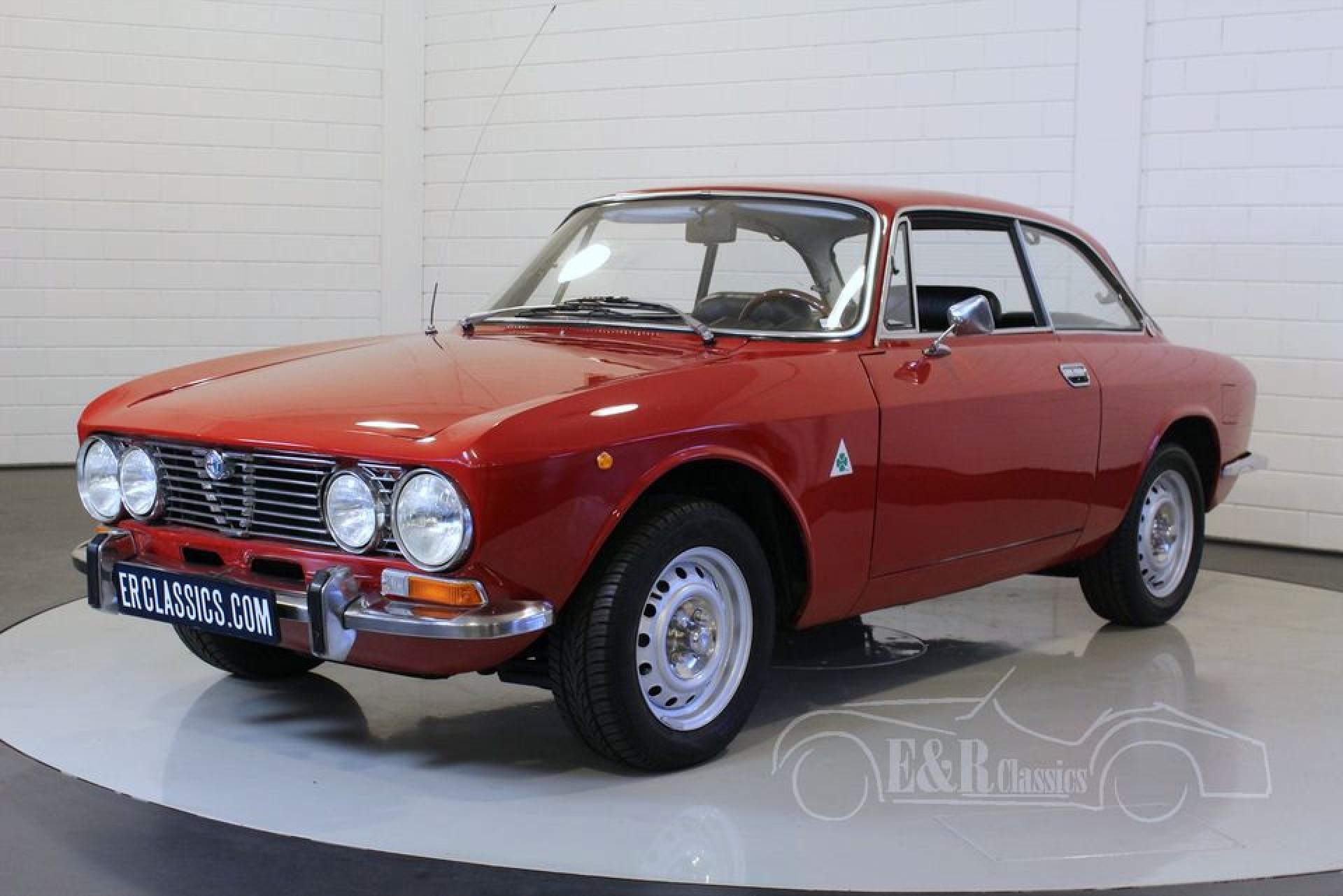 Alfa romeo 2000 gt 1972 vendre erclassics - Alfa romeo coupe bertone 2000 a vendre ...