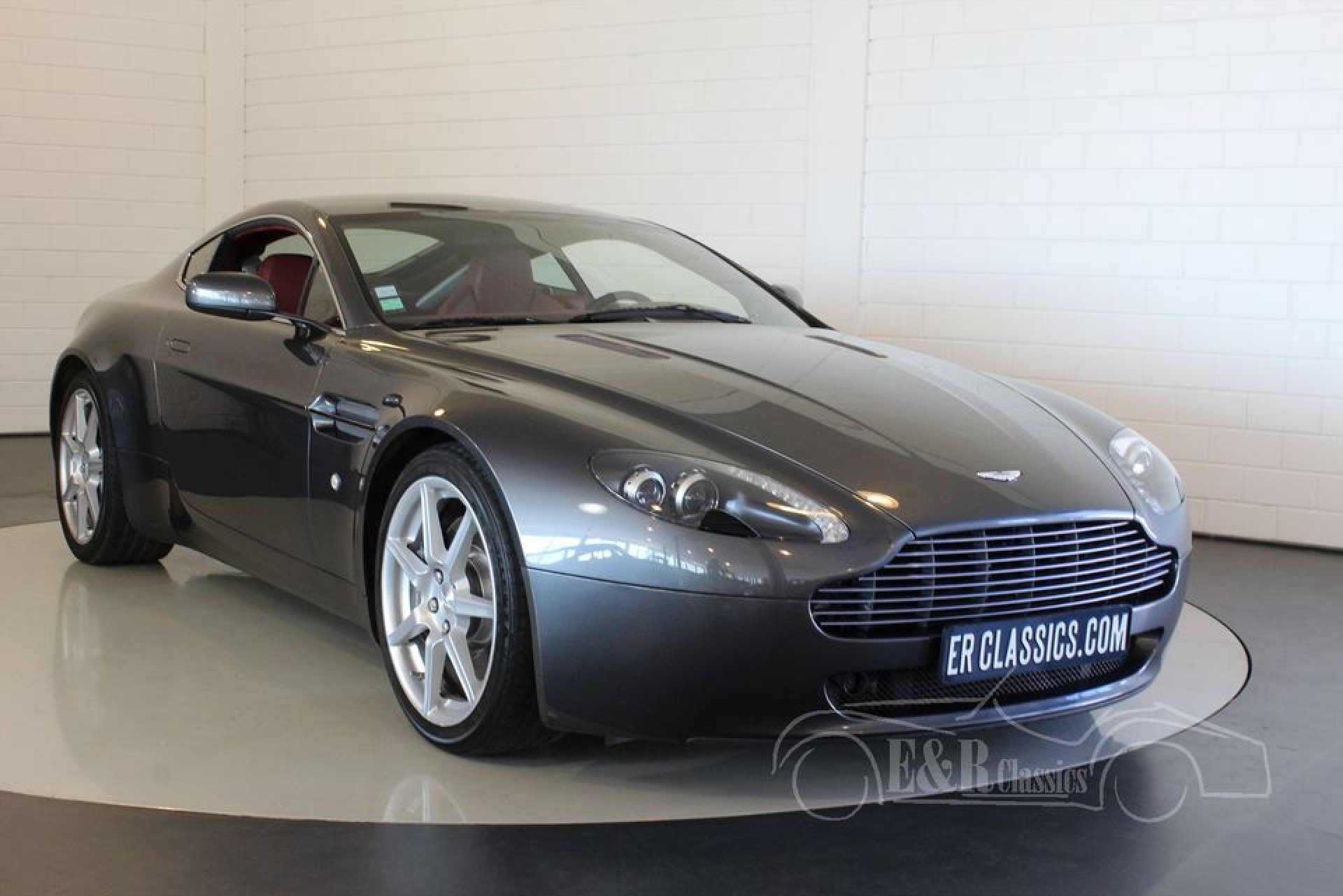 aston martin v8 vantage 2006 coupe for sale at erclassics. Black Bedroom Furniture Sets. Home Design Ideas