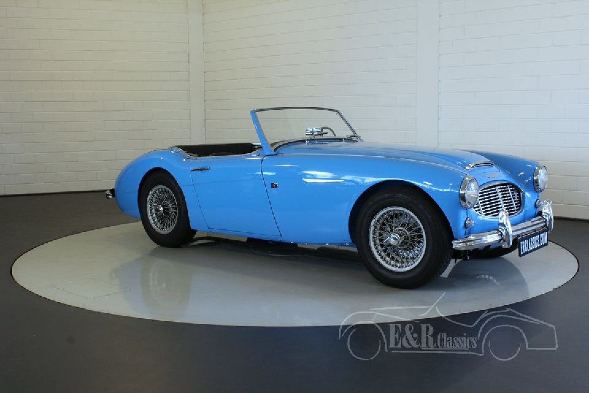austin healey 3000 mki 1960 vendre erclassics. Black Bedroom Furniture Sets. Home Design Ideas