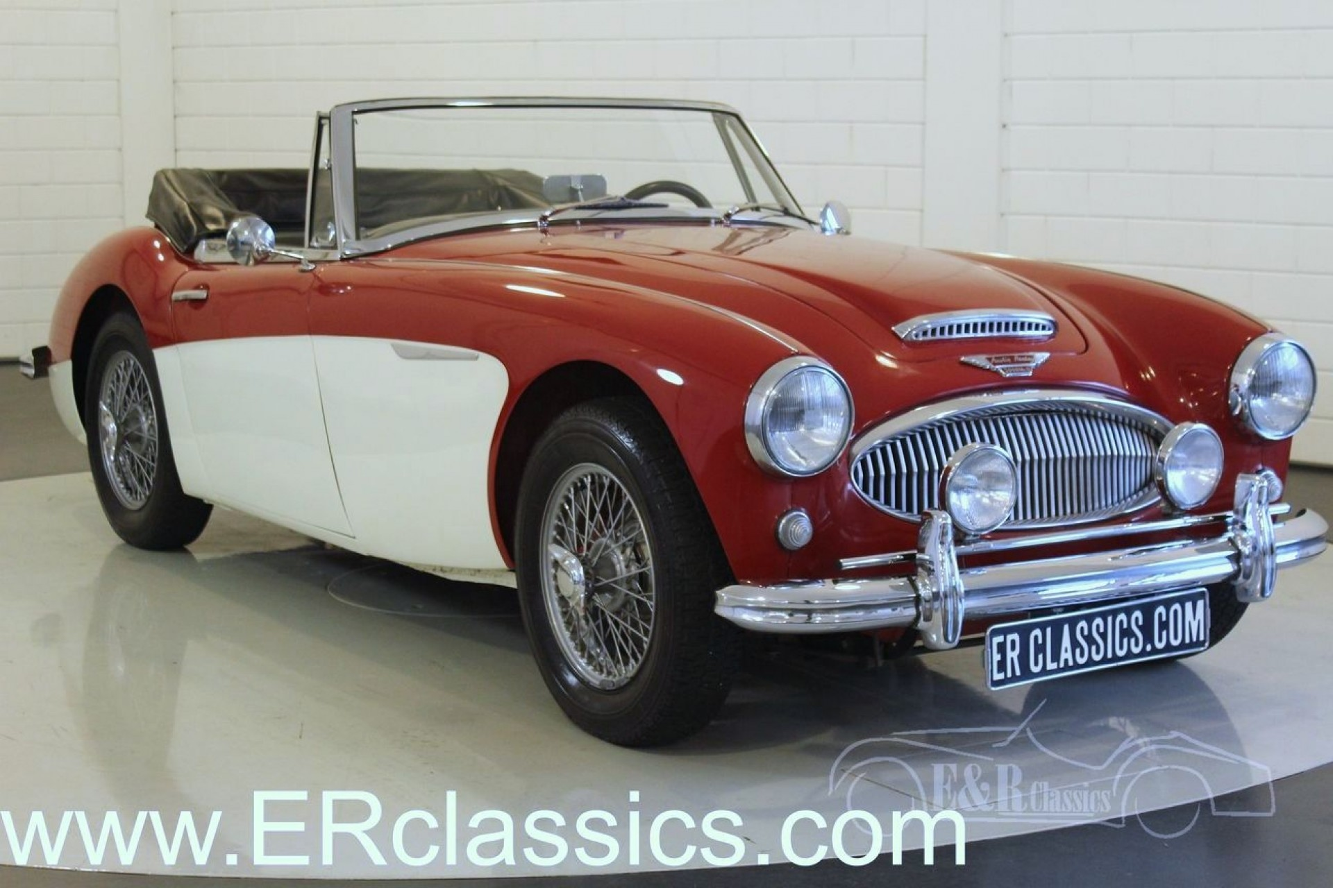 austin healey 3000 mk2a 1962 vendre erclassics. Black Bedroom Furniture Sets. Home Design Ideas