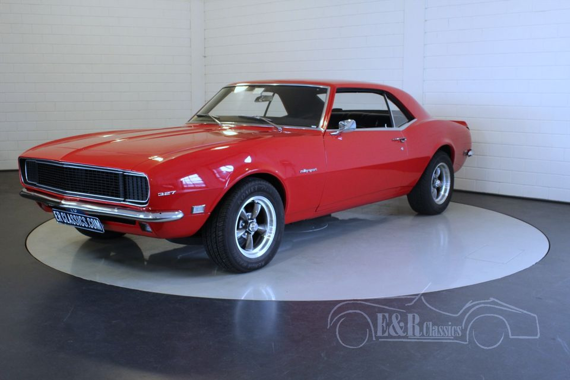 chevrolet camaro rs 1968 vendre erclassics. Black Bedroom Furniture Sets. Home Design Ideas