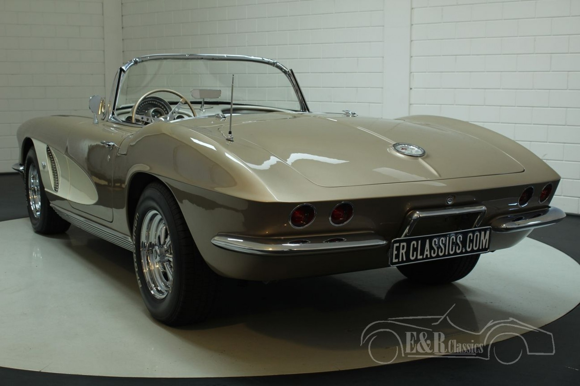 chevrolet corvette c1 cabriolet 1962 vendre erclassics. Black Bedroom Furniture Sets. Home Design Ideas