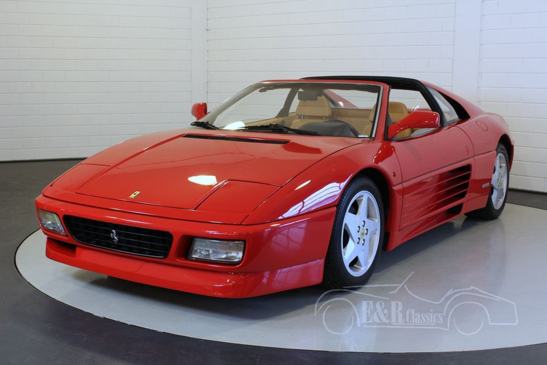 ferrari 348 gts targa 1993 vendre erclassics. Black Bedroom Furniture Sets. Home Design Ideas