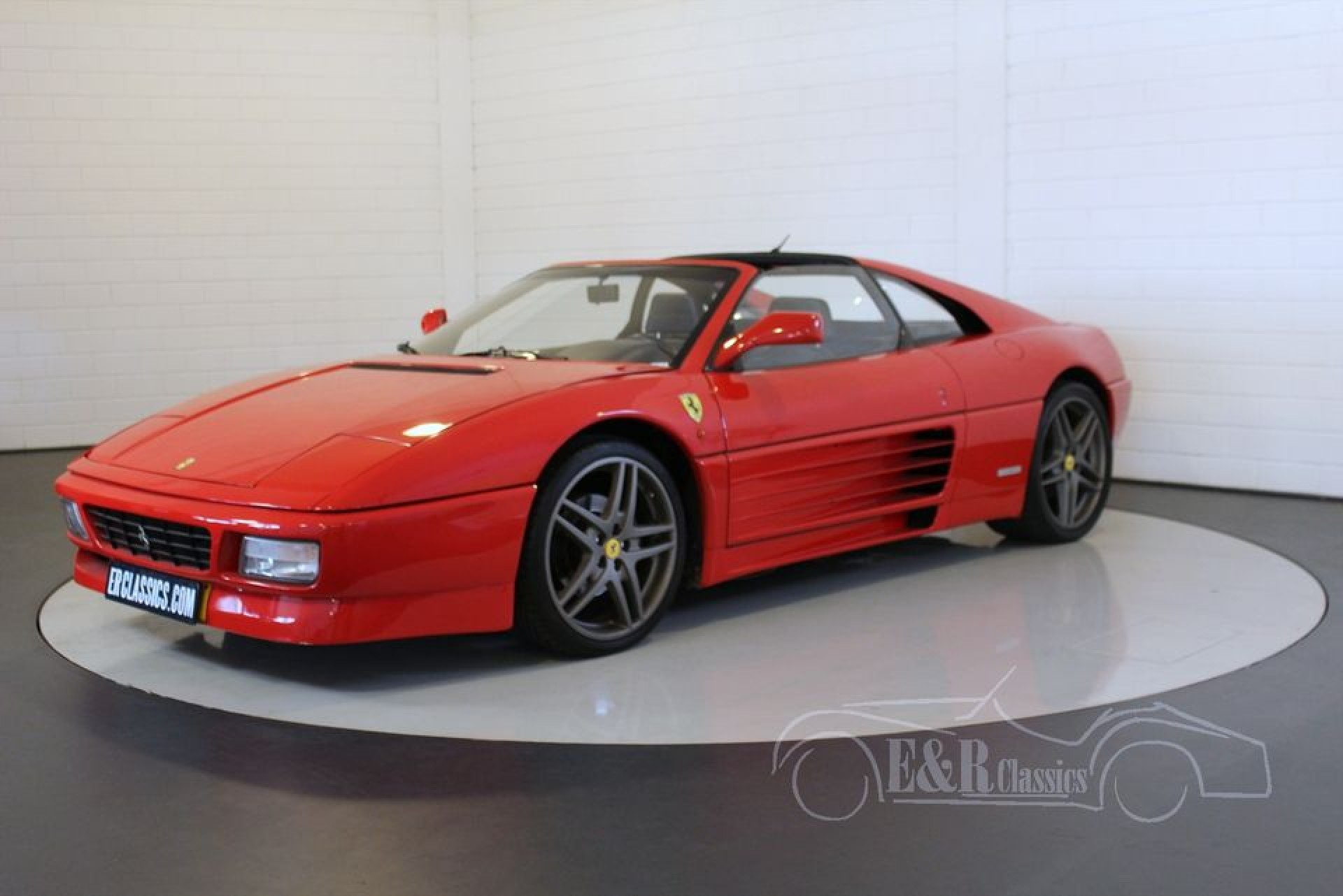 ferrari 348 ts targa 1992 vendre erclassics. Black Bedroom Furniture Sets. Home Design Ideas