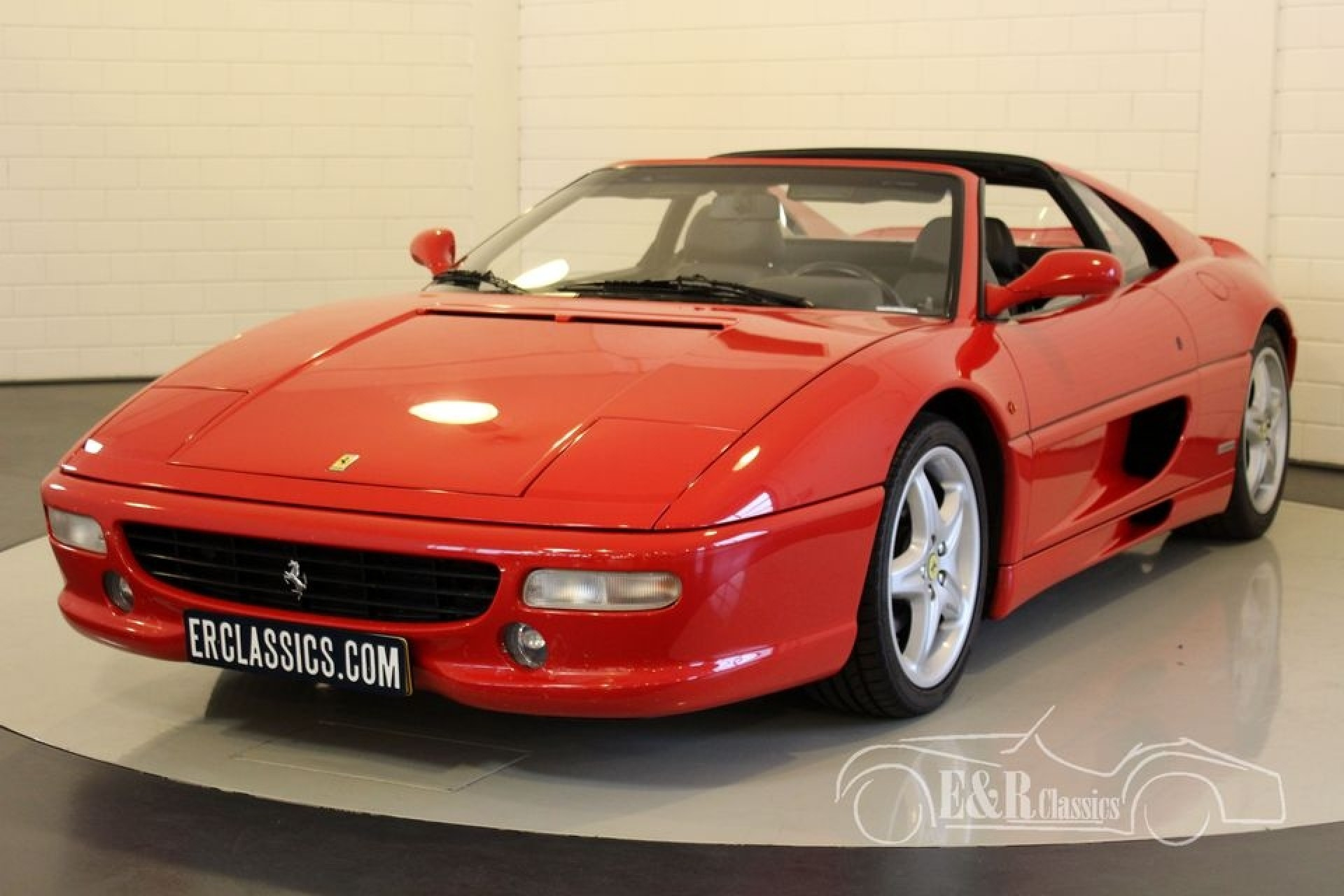 ferrari f355 gts f1 km 1998 vendre erclassics. Black Bedroom Furniture Sets. Home Design Ideas